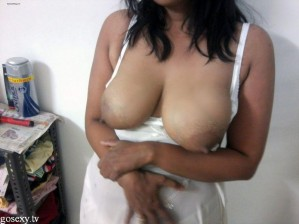 Hot Indian Wife Breast
