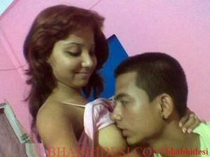 BHAIYA BHABHI KI CHUDAI  INDIAN HOME MADE