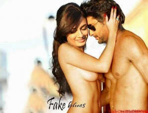 Fake Images of Dia Mirza Nude-4