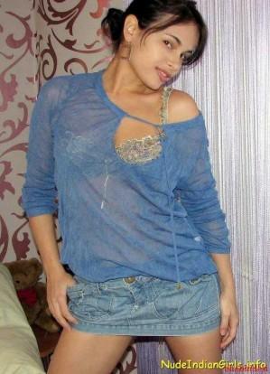 sexy indian girlfriend nude