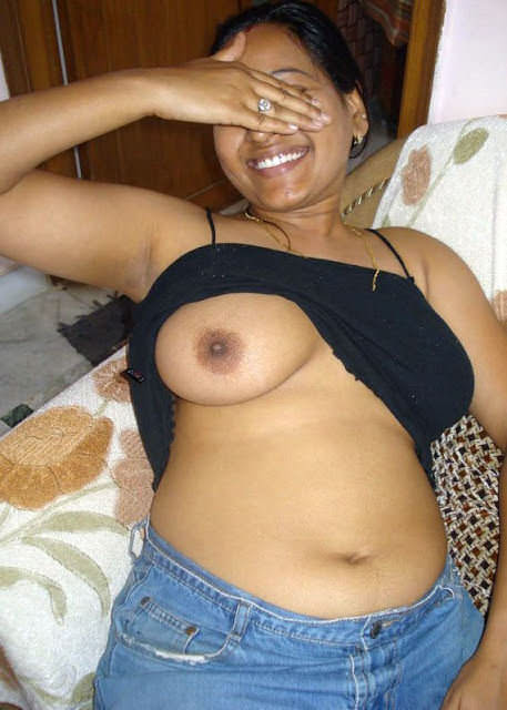 Nude fat older woman