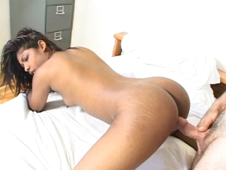 no man ever leaves this sexy brunette s bathhouse unsatisfied