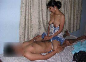 horny indian girlfriend riding boyfriend lund