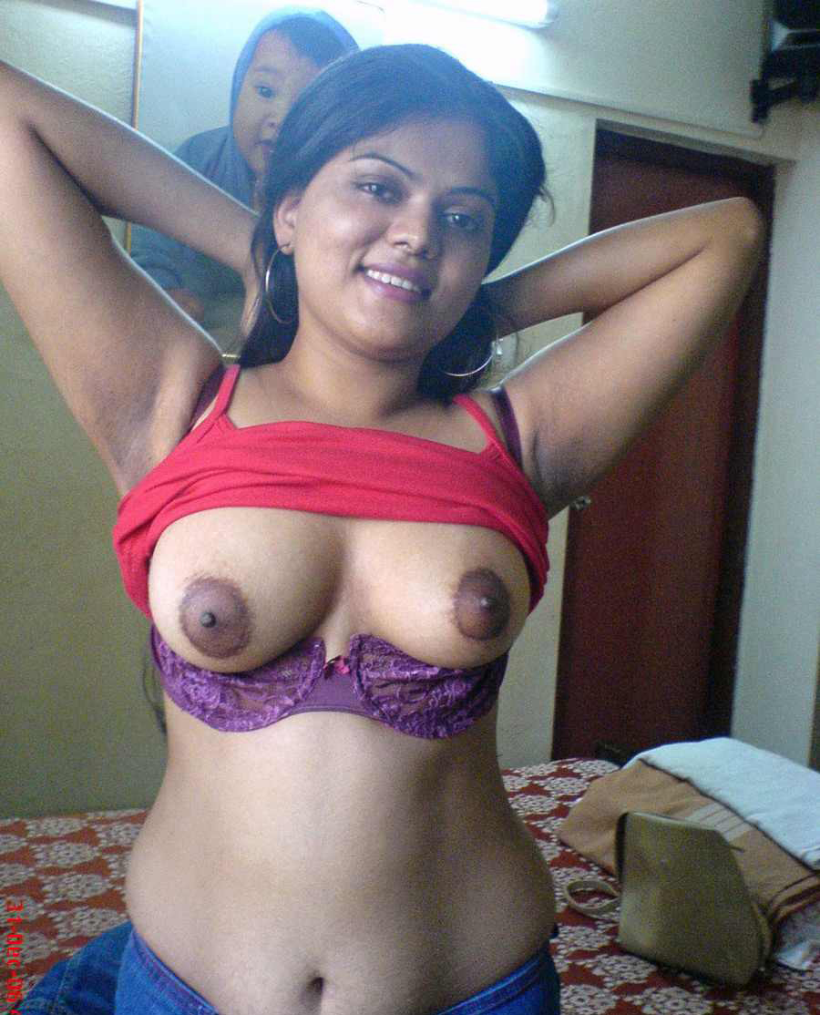 Indian Housewife Aurat Nangi Homemade Photos-5633
