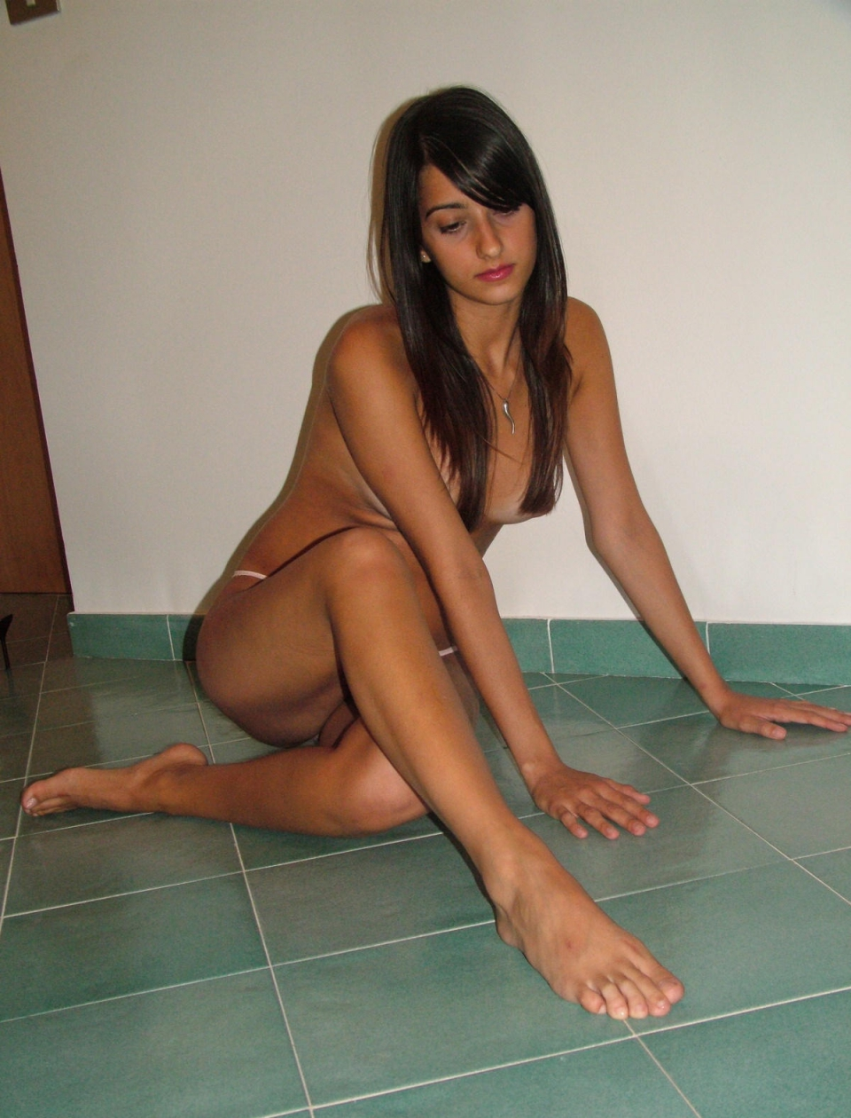Hot Desi College Girl Indian Teen Photos-9723