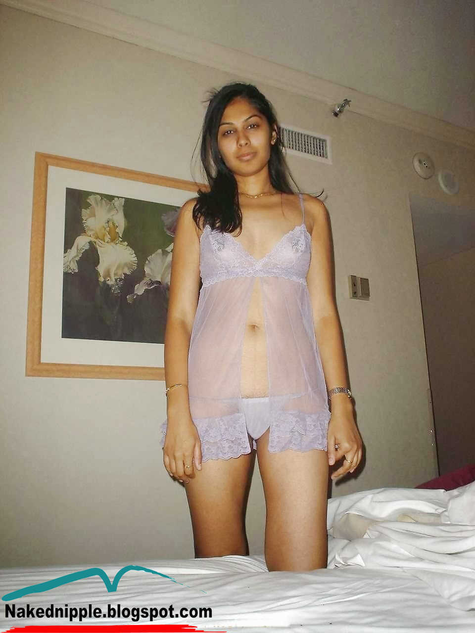 Seksi goli Desi Teen Indian Girls Slike-8341